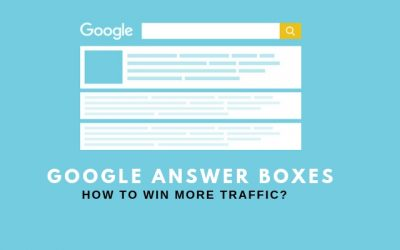How To Win More Traffic By Appearing In Google Answer Boxes?
