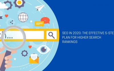 SEO in 2020: The Effective 5-Step Plan for Higher Search Rankings